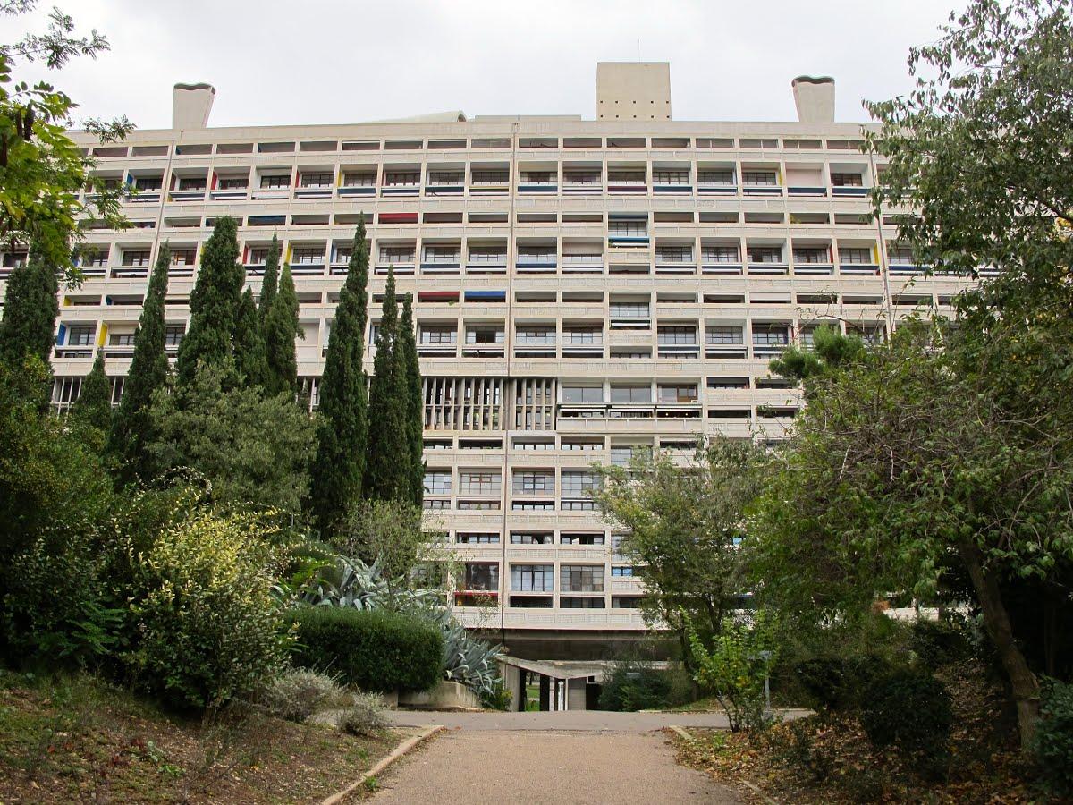 Le Corbusier Les 5 Points take a tour of the buildings of modernist architect le