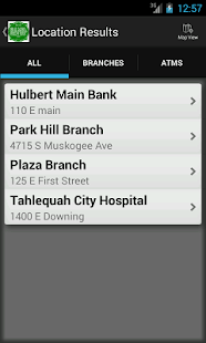 Bank of Cherokee County- screenshot thumbnail