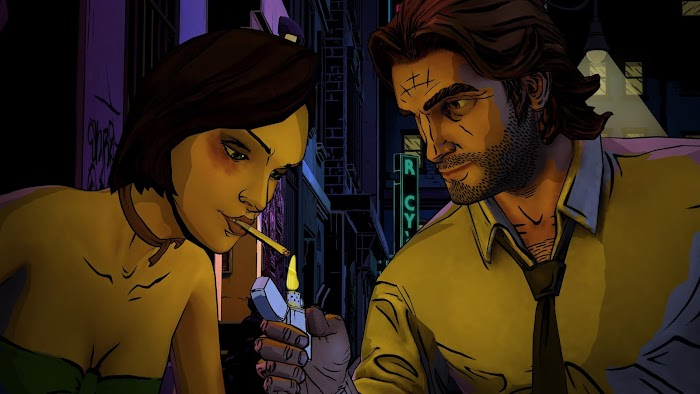 The Wolf Among Us Apk + OBB Data [All Episodes] 1.23 ...