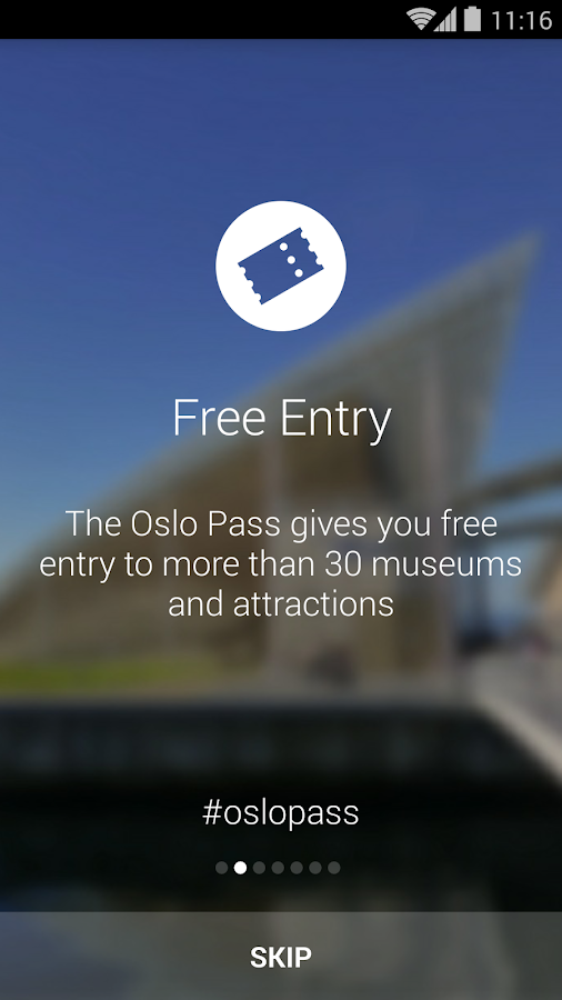 Oslo Pass - Official City Card- screenshot