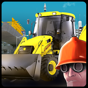 Construction – Backoe Loader for PC and MAC