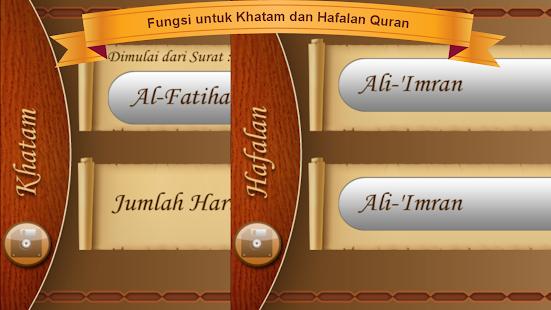 MyQuran Indonesia - screenshot thumbnail