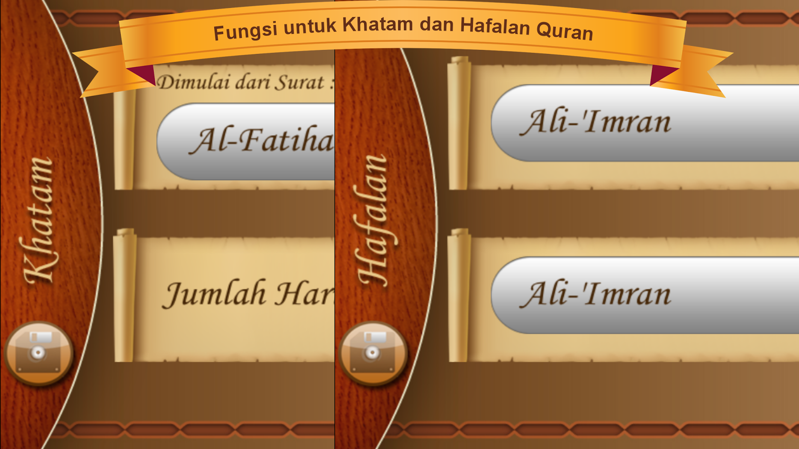 MyQuran Indonesia - screenshot