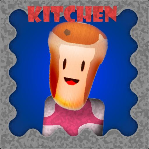 Kitchen blocks LOGO-APP點子