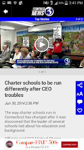 WFSB 3- screenshot thumbnail