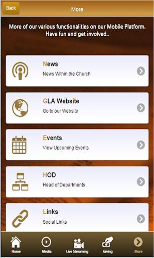 【免費通訊App】GLA ABUJA-APP點子