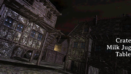 Hidden Object: Haunted Town