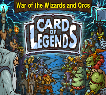 Card of Legends:Random Defense- screenshot thumbnail
