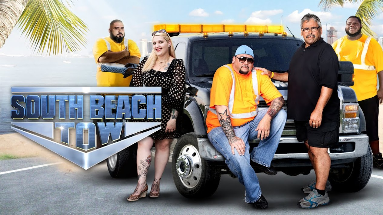 South Beach Tow Checkmate