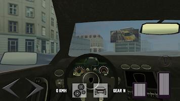 Screenshot of Extreme Super Car Driving 3D