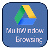 GoogleDrive MultiWindow
