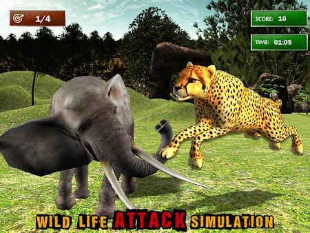 African Cheetah Survival Sim 1.1 screenshot 69713