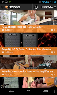 Roland Connect - screenshot thumbnail