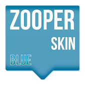 Blue Zooper theme