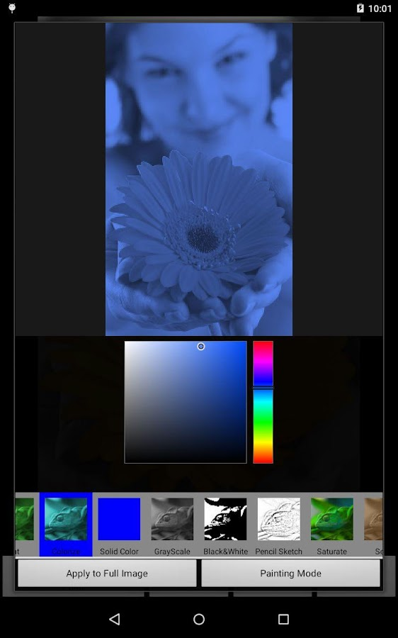 Photo Art - Color Effects - screenshot