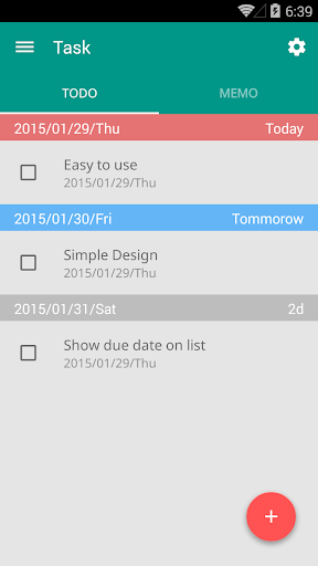 U-DO - Task list To-Do list