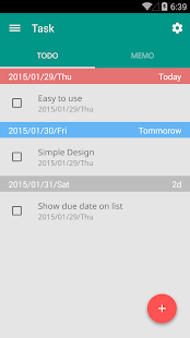 U-DO - Task list,To-Do list- screenshot thumbnail