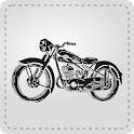 Motorcycle Fuel Log icon