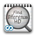 Find Differences HD logo