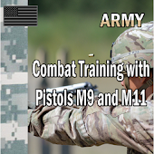 Combat Training Pistols 9mm