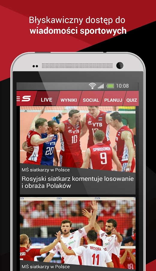 Sport.pl LIVE- screenshot
