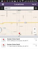 Screenshot of Ossian State Bank