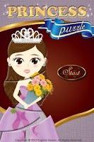 Screenshot of Princess Puzzle