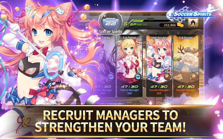 android Soccer Spirits Screenshot 11