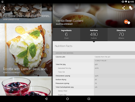 Yummly Recipes & Shopping List 1.3.4 screenshot 351894