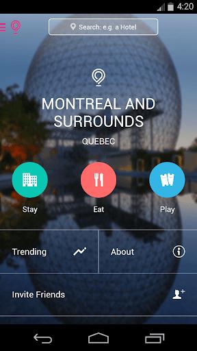 旅遊必備APP下載 Montreal City Guide - Gogobot 好玩app不花錢 綠色工廠好玩App