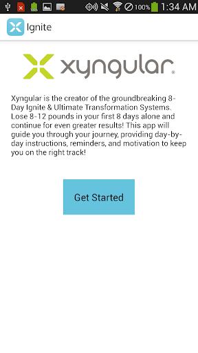 Xyngular Body Transformation