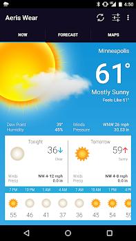 Aeris Wear Weather