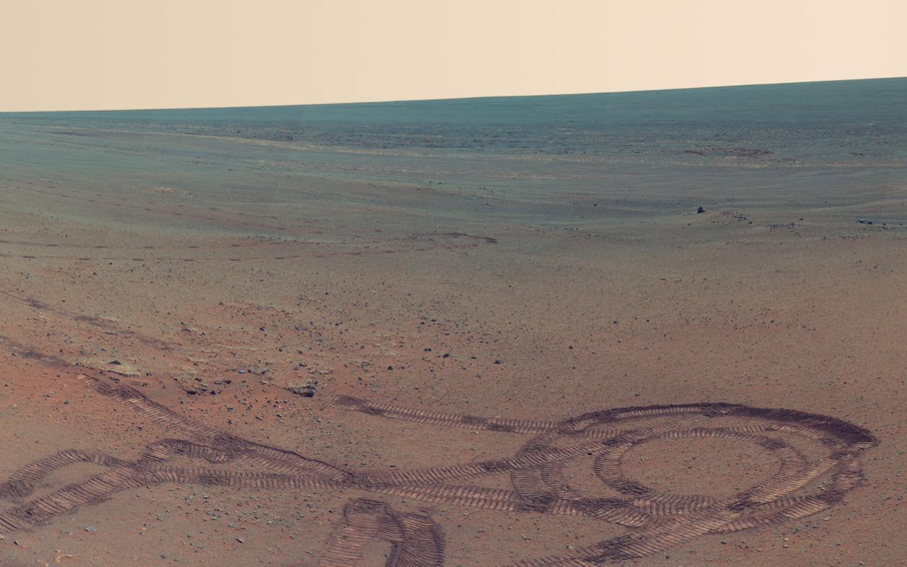 Mars in a pocket- screenshot