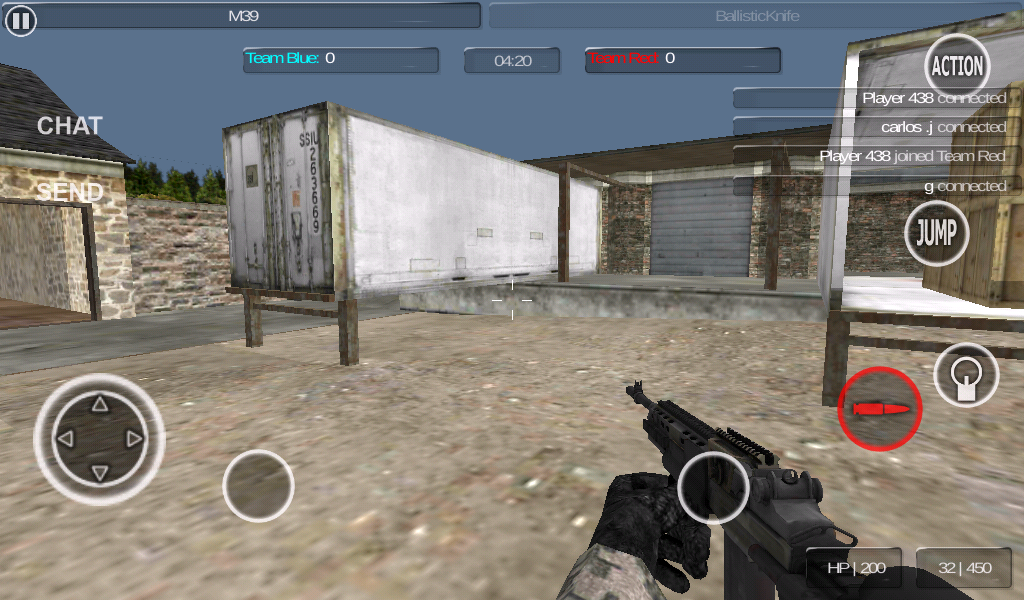 play bullet force online free