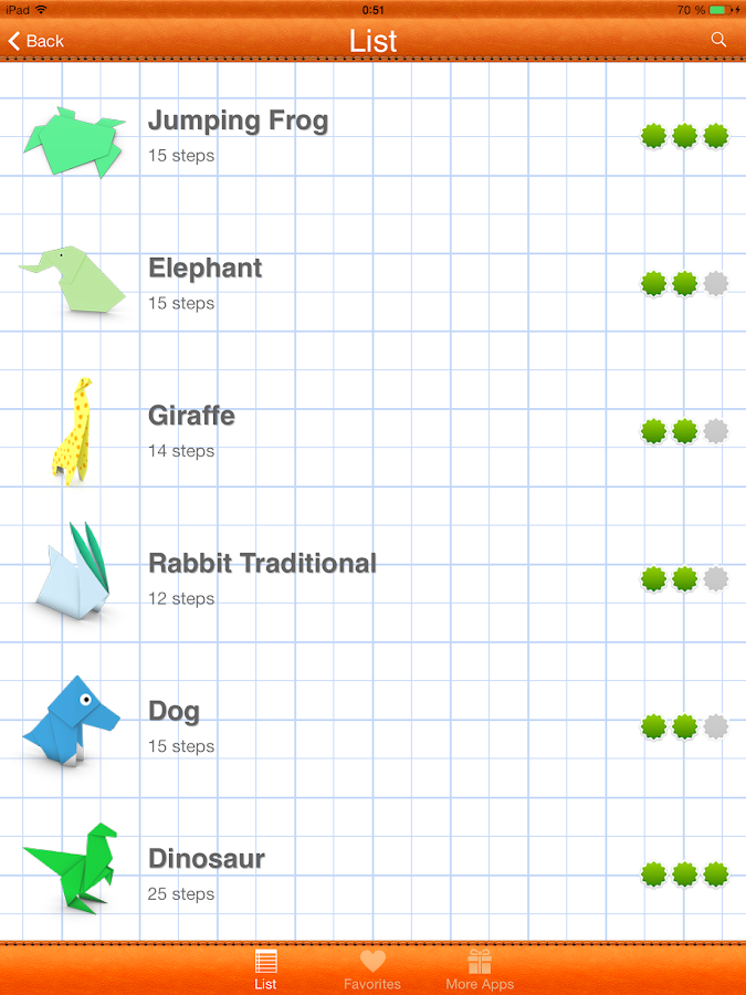 How to Make Origami Animals - Android Apps on Google Play - photo#37