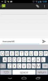 YouType - Flat Keyboard Screenshot 5