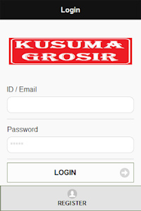 Kusuma Grosir screenshot 0