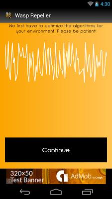 Wasp Repellent - screenshot