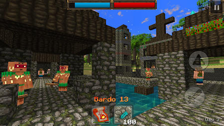 Tropical Craft 2: Jungle Mine 1.0.8 screenshot 636940
