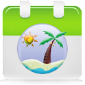 Free Vacation Countdown logo