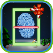 Christmas Fingerprint scanner