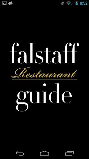 Restaurantguide Falstaff