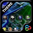 Tech GO Launcher EX Theme icon