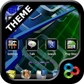 Tech GO Launcher EX Theme