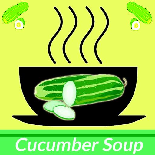 Homemade Cucumber Soup