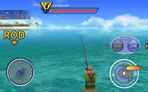 Excite BigFishing Free - screenshot thumbnail