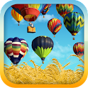 Hot Air Balloon Wallpaper icon