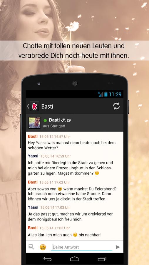 Kostenlose dating-apps zum chatten