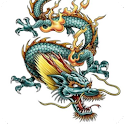 101 Dragon Tattoos logo