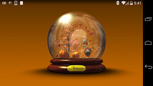 Shake It Up 3D: Seasons LWP v1.03